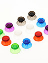 Two PCS Rocker Joystick Cap for PS4(Translucent)(Assorted Colors)