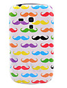 Moustache Hard Back Cover Case for Samsung Galaxy S3 Mini I8190