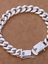Classiclook bijoux à la mode 8inch 925 Bracelet à breloques en argent