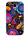 Colorful Jellyfish Pattern TPU Soft Case for Samsung Galaxy S4 I9500
