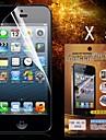 Защитный HD-экран протектор для iPhone 4/4S (5 шт)