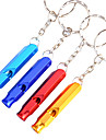 Survival Whistle Hiking Survival Whistle Plastic pcs