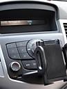 APPS2CAR ® Universal Car Cd fente de support de bâti de 50mm à 115mm Largeur Titulaire réglable pour iPhone