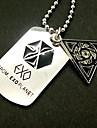 EXO KAI Telesport Alloy Necklace