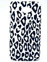 Leopard Pattern Твердый переплет дело на HTC Desire 601