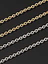 Women's Chain Necklaces Platinum Plated Gold Plated Fashion Costume Jewelry Jewelry For Wedding Party Daily Casual