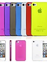 Case For iPhone 4/4S Apple Back Cover Soft PC for iPhone 4s/4