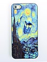 Starry Night Design Metal Hard Case for iPhone 5/5S