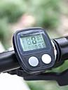Ciclismo/Moto Computador de Bicicleta Cronómetro Prova-de-Água Calculadora de Periodo de Trajecto Definir Circunferência de Pneu Definir