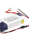 0.3a 19-24w dc 50-90v para motorista fonte de alimentacao AC 85-265V externo corrente constante para a lampada de painel conduzido