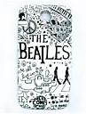 Beatles Pattern Thin Hard Case Cover for Samsung Galaxy S4 I9500