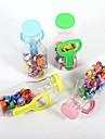 lindo animales de goma (botella de refresco) con un abridor de botellas