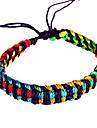 классические многоцветной мужской дружбы браслет (1 шт)