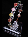 Classic Beautiful A3 Style Bracelet Showing Stand Transparent Acrylic Jewelry Displays(1 Pc)