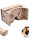 아이폰 안드로이드 4-7 인치의 휴대 전화에 대한 neje 땜장이 구글 판지 가상 현실 3D 안경의 VR tookit