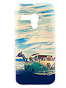 기린의 여행 패턴 Motorala 모토 G를위한 단단한 플라스틱 상자