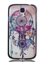Natusun™  Wind jewelry Pattern Black PC Hard Case for Samsung S4 I9500
