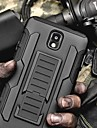 Strap Clamp Drop Resistance Armor Protective Jacket with Stand and Clip for Samsung Galaxy Note 3