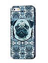 Pug Pattern Hard Case for iPhone 5/5S