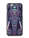 용 아이폰6케이스 / 아이폰6플러스 케이스 패턴 케이스 뒷면 커버 케이스 코끼리 하드 PC iPhone 6s Plus/6 Plus / iPhone 6s/6