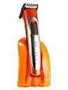 moda rf-607 originais maquina de cortar cabelo recarregavel profissional (1 pc)