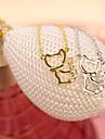моде сладкие кошки кулон короткое ожерелье