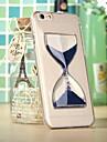 Кейс для Назначение iPhone 6 iPhone 6 Plus Движущаяся жидкость Прозрачный Задняя крышка 3D в мультяшном стиле Твердый PC для iPhone 6s