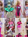 프린세스 코스츔 에 대한 바비 인형 드레스 에 대한 여자의 인형 장난감