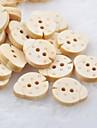 escarabajos scrapbook coser botones de madera diy Scraft (10 piezas)