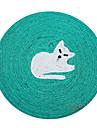الحيوانات الأليفة لطيف لعبة السيزال الطبيعية كيتي شكل القطط الاليفة الخدش المشاركات