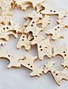 10шт giraffe scrapbook scraft пошив дий милые деревянные кнопки