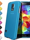 DF® 0.3 mm Ultrathin Pure Color  Case for Samsung Galaxy S5 Mini (Assorted Colors)
