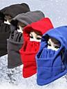 Moto/Ciclismo Mascaras de Esqui / Mascara Facial Homens A Prova-de-Po / A Prova de Vento / Mantenha Quente Tosao Cor UnicaCiclismo/Moto /