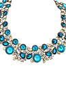 Statement Necklaces Alloy / Rhinestone Party / Daily / Casual Jewelry