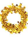 2pcs nochi 7,5 m de haut fil etoile de noel bande de couleur des ornements de Noel (couleur assorties)
