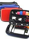 Lacdo® Protective Hard Bag Case for 2.5 inch WD Seagate Toshiba 1TB 2TB USB 3.0 External Hard Drive SD Memory Card