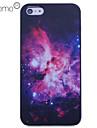 Figure caisse arrière en polycarbonate pour iPhone 5/5S nébuleuse