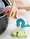 многофункциональный улитки форма силиконовая кухонная утварь (случайный цвет)