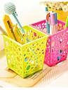 caixas de armazenamento quadrado criativas multifuncionais (cor aleatoria)