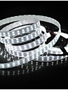 Z®ZDM Waterproof 5M 144W 600*5050 SMD 9600LM Cool/Warm White Light LED Strip Lamp (DC12V)
