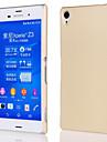 Матовая защитная Футляр для Sony Xperia Z3 (разных цветов)