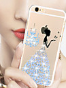 Toophone® JOYLAND Relief Diamante Lucency Plastic Back Cover for iPhone 6 (Assorted Color)