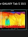 ultra claro hd lcd protetor de tela guarda cobertura filme com pano de limpeza para samsung galaxy tab 10.5 s t800