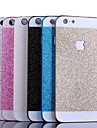 High Quality Shiny Aluminum Luxury Metal Back Cover Case for iPhone 6 Plus (Assorted Colors)