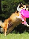 Игрушка для собак Игрушки для животных Летающие тарелки Силикон