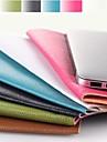 estojo de couro inovador ultrafino para MacBook Air de 11,6 / 13,3, macbook 12, MacBook Pro com retina de 13,3 / 15,4