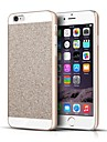 BIG D Metal Flash Power Pattern Back Cover for iPhone 6s 6 Plus