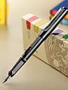 0,38 χιλιοστά μαύρο στυλό γραφείου μόδας για σχολείο / γραφείο