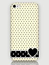 Loving Heart Pattern Back Case for iPhone 6