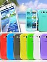 d toque vista TPU caso de corpo inteiro grande para i9300 Samsung Galaxy S3